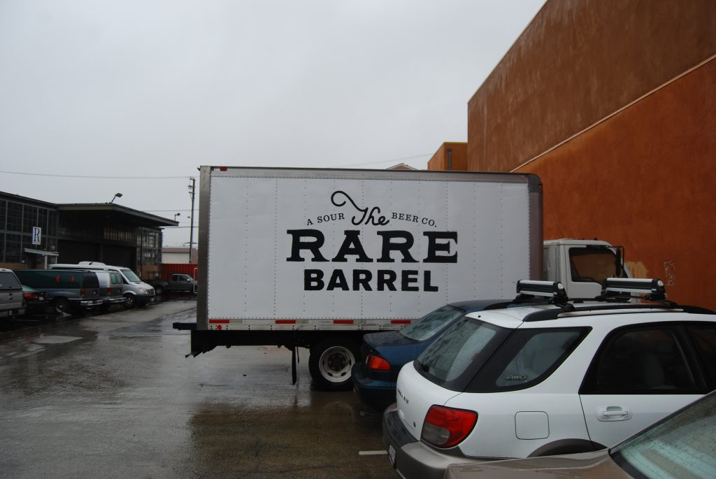 See ya later, Rare Barrel!