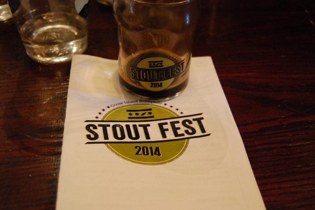 Stout Fest!