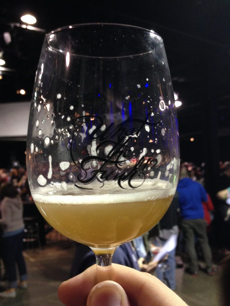 One of the highlights for me - Sante Adairius' Saison Bernice.