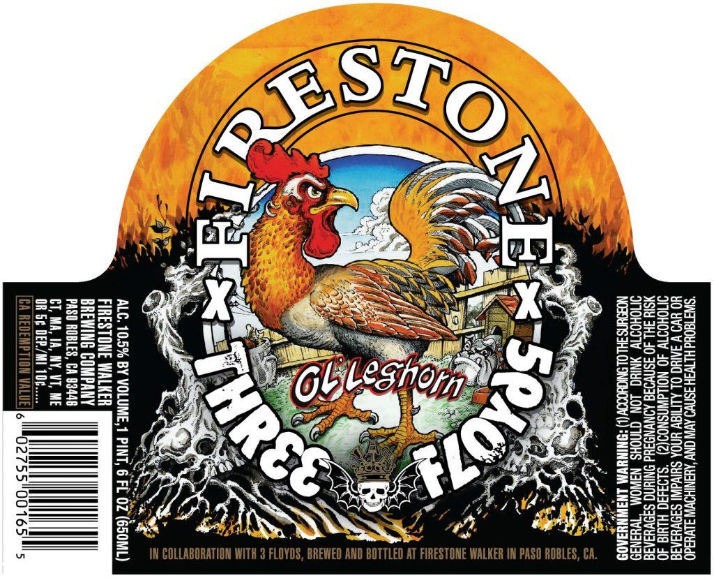 Firestone Walker/3 Floyds Ol' Leghorn