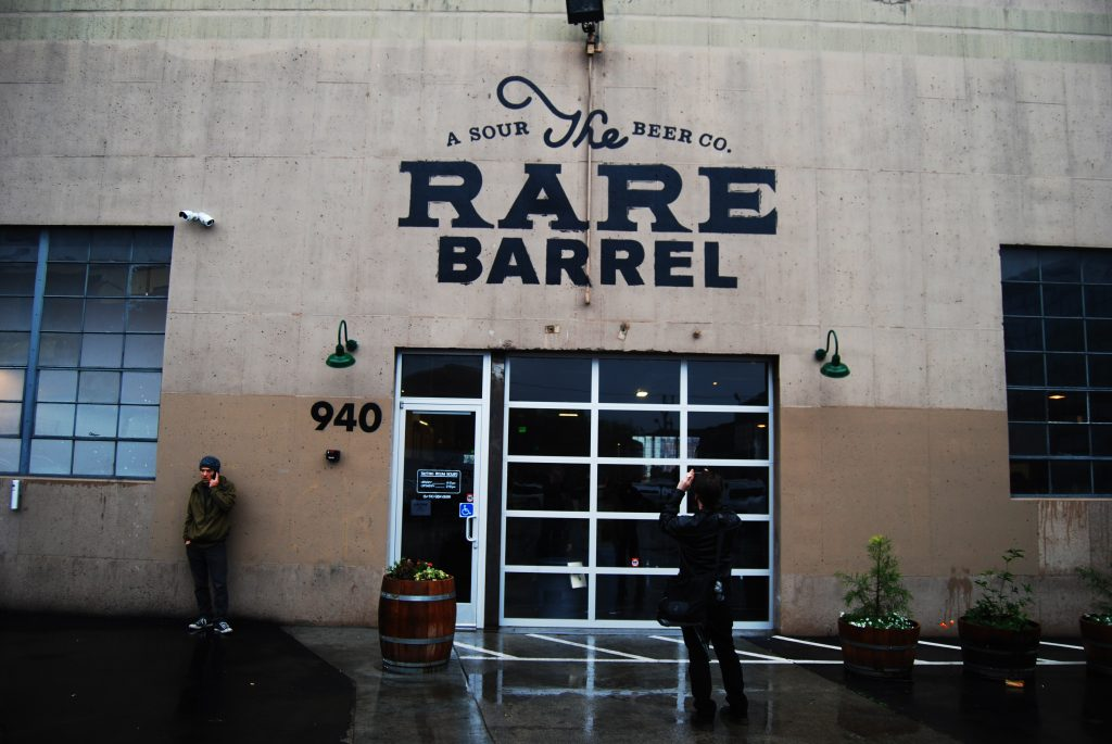 RareBarrel