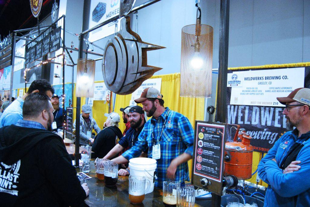 Neil Fischer, owner and head brewer of Weldwerks.
