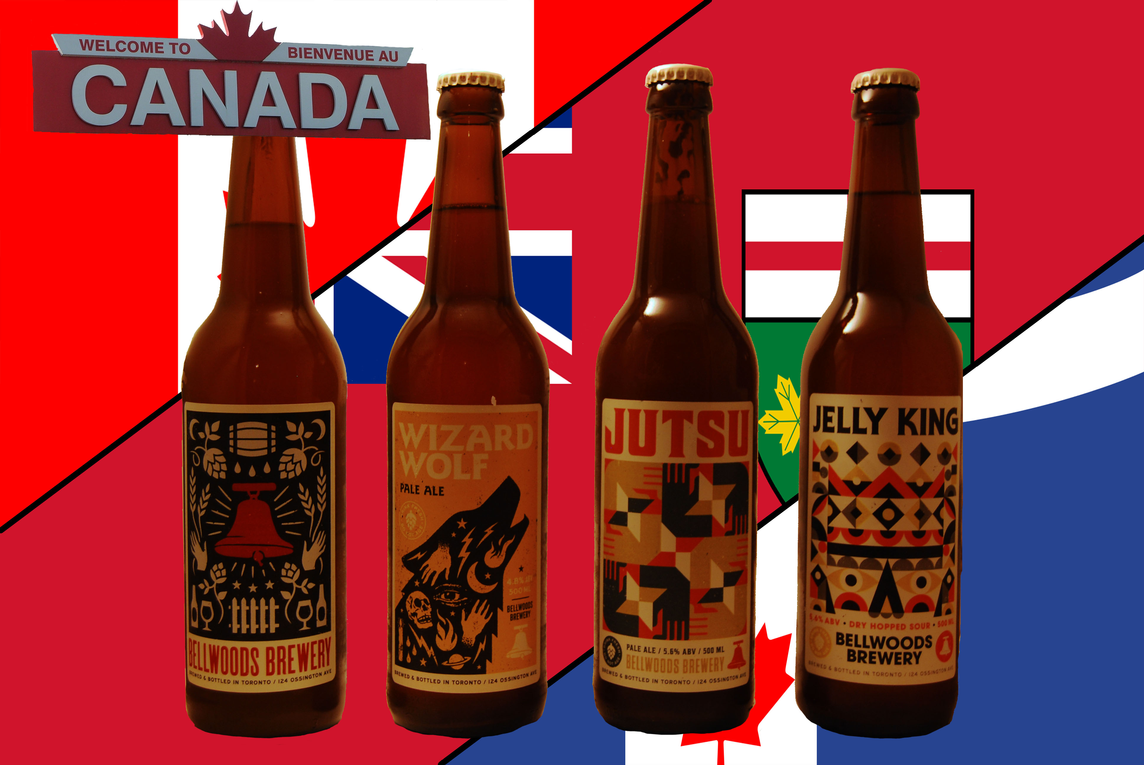 Escape to Canada: Bellwoods Brewery