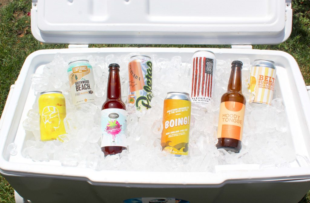 chicago cooler beers