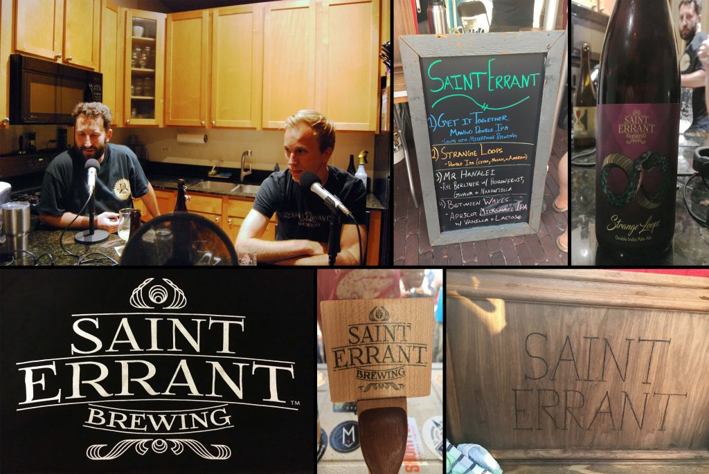 saint errant brewing