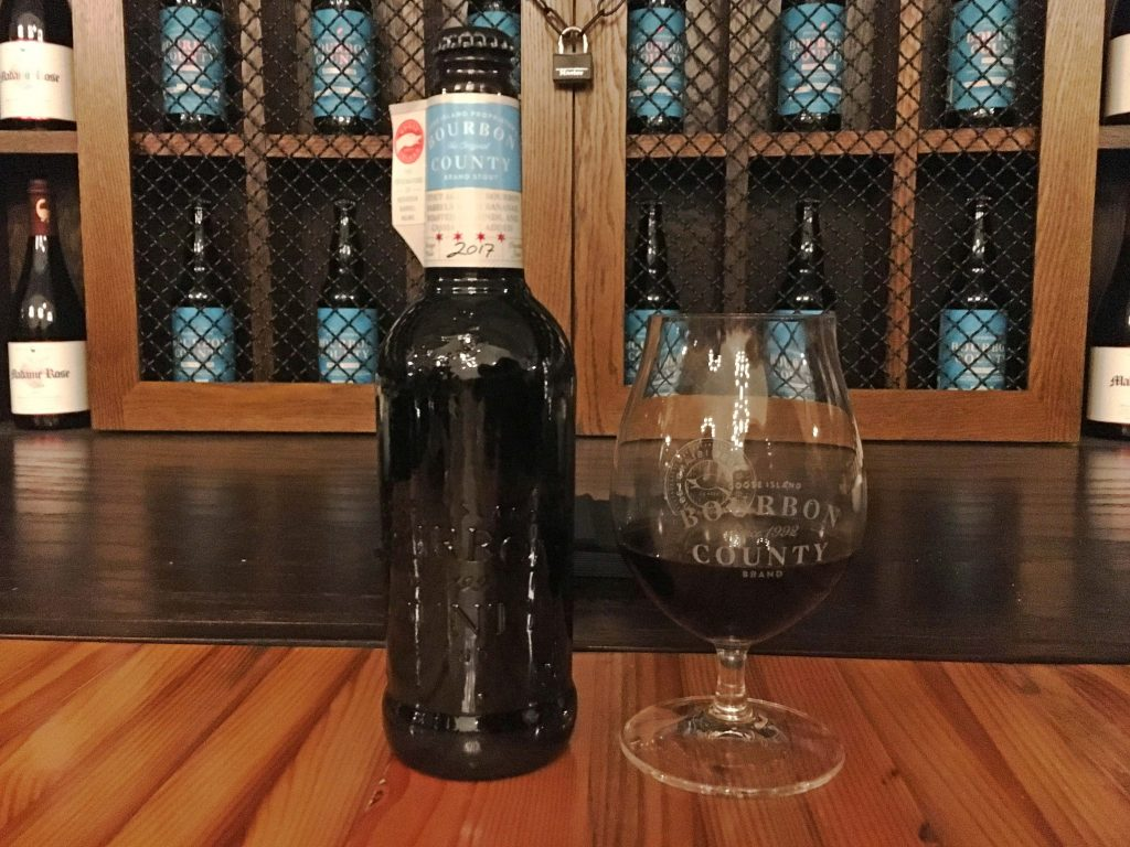proprietor's bourbon county brand stout 2017