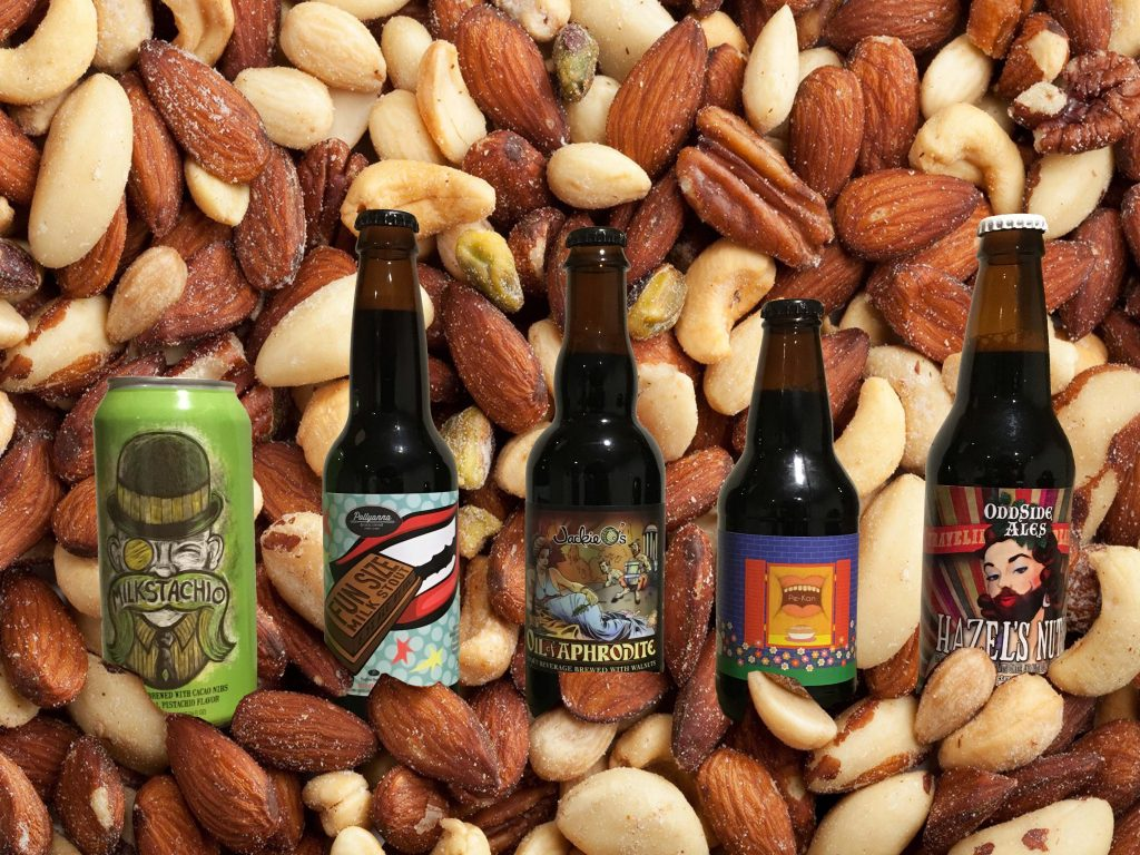nuts for stouts