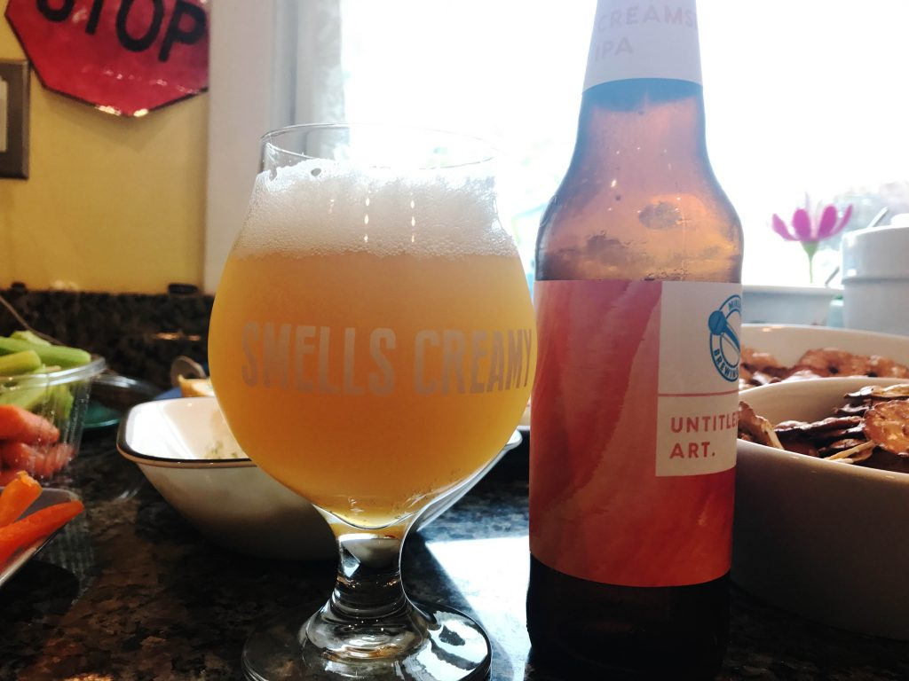 untitled art creamsicle ipa