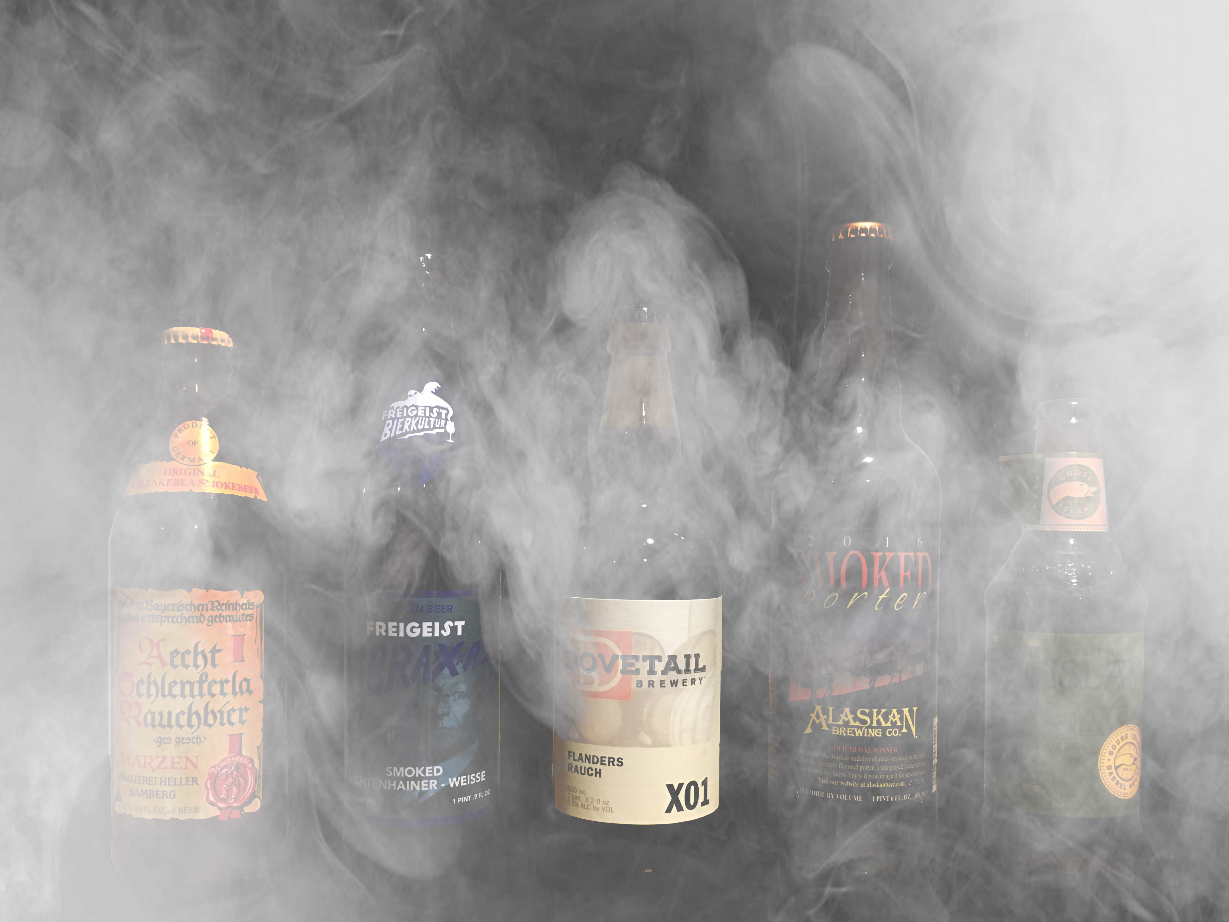 Smoked Beers Everyday