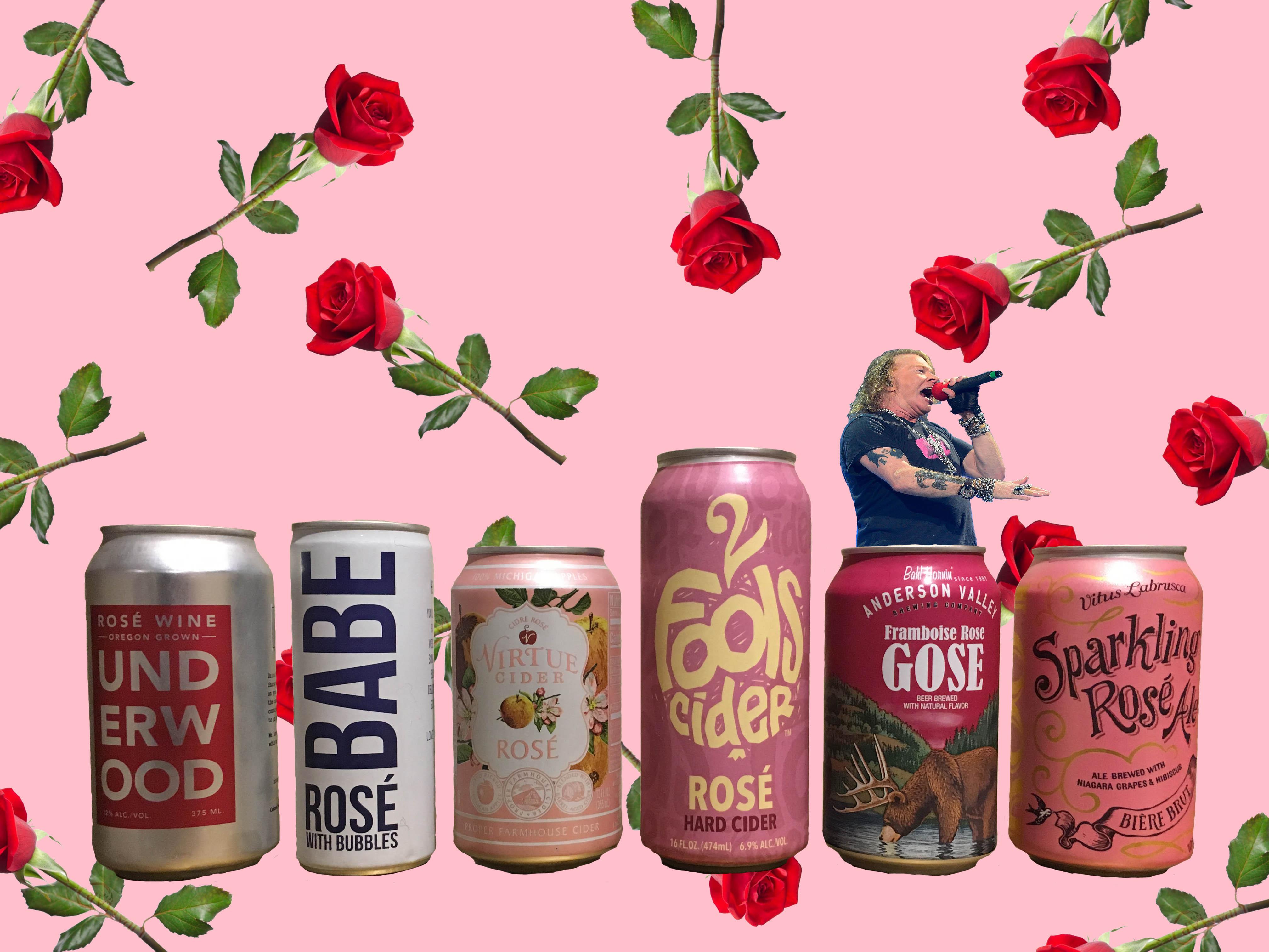 Rosé Three Ways