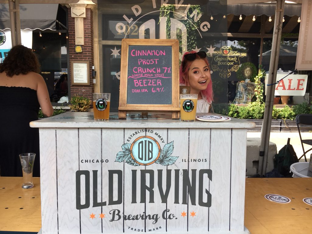 old irving oak park microbrew review 2018