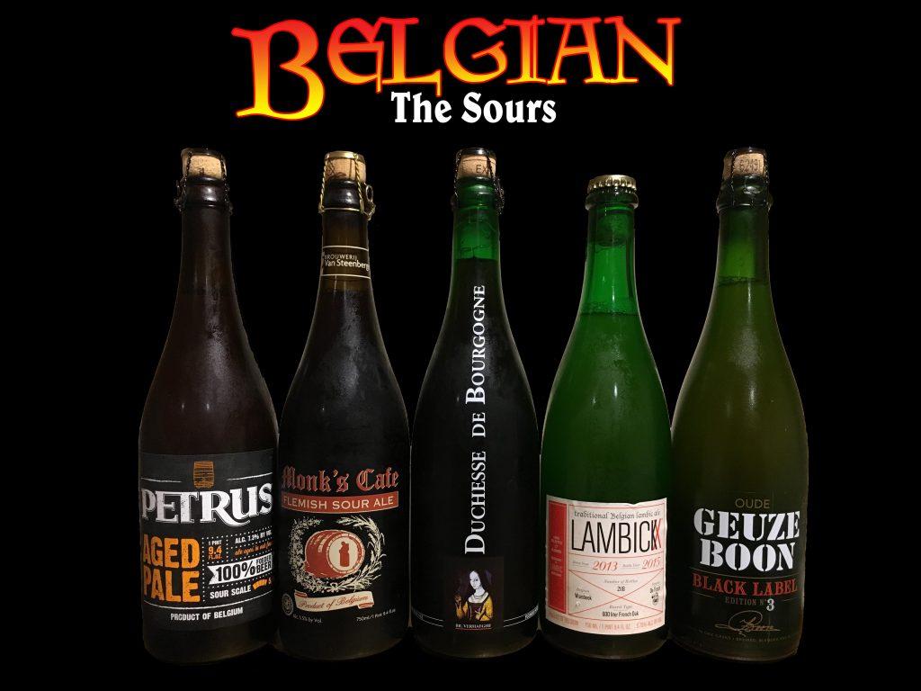 belgian sour