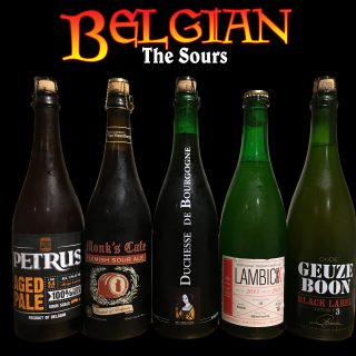 belgian sours