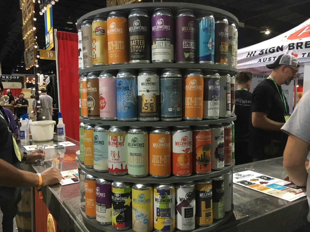 weldwerks booth