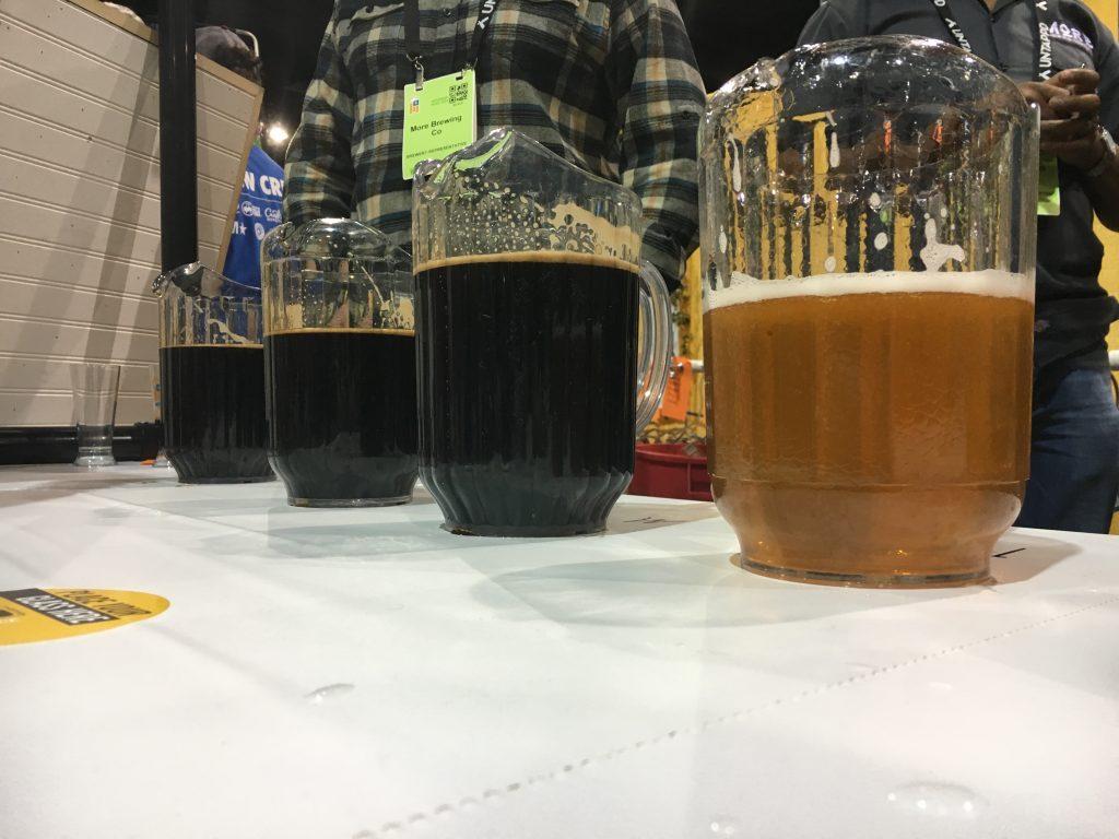 more brewing beer