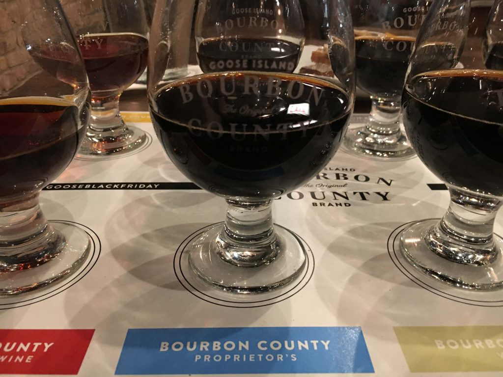 proprietor's bourbon county brand stout