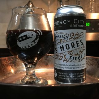 energy city s'more stout