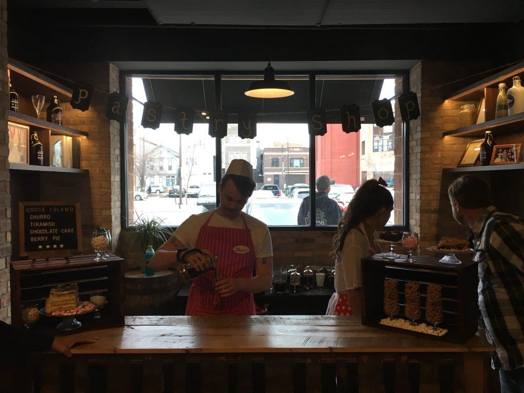 stoutfest 2019 pastry stout bar
