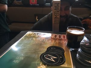 stoutfest 2019 maplewood coconut cuppa