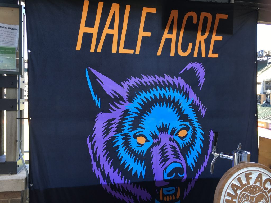 chisox craft beer festival half acre