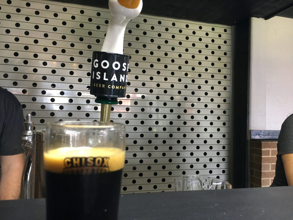 chisox craft beer festival goose island bourbon county