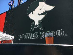 chisox craft beer festival whiner bleu tub