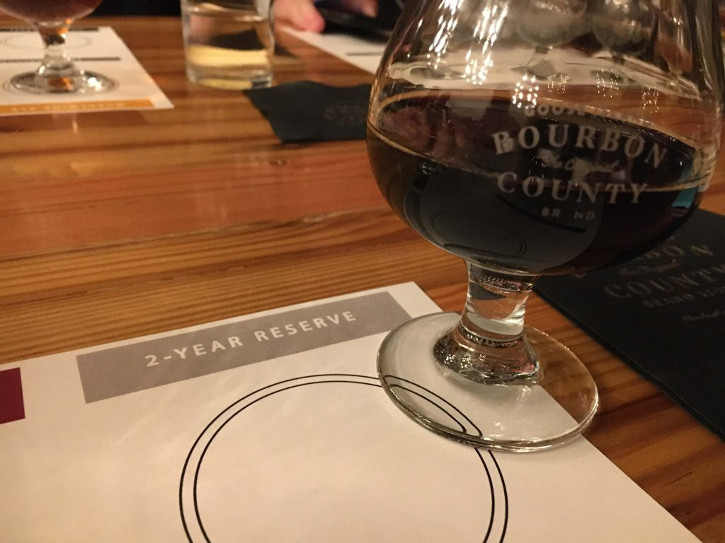 2 year reserve bourbon county 2019