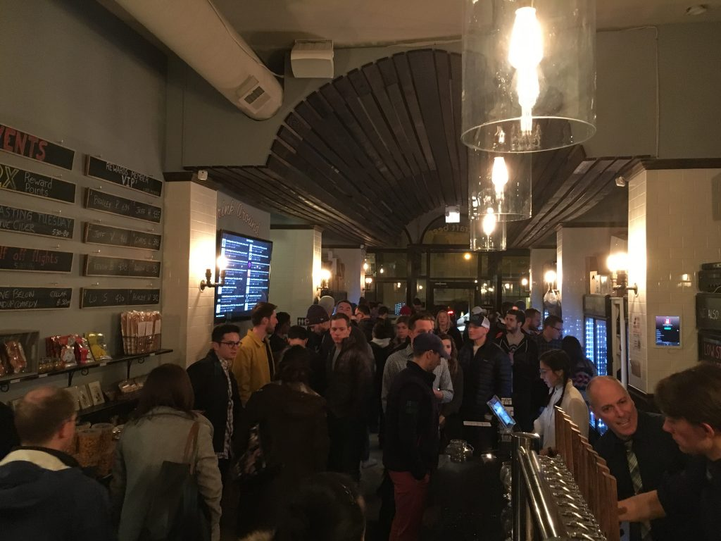 abv 6th anniversary party