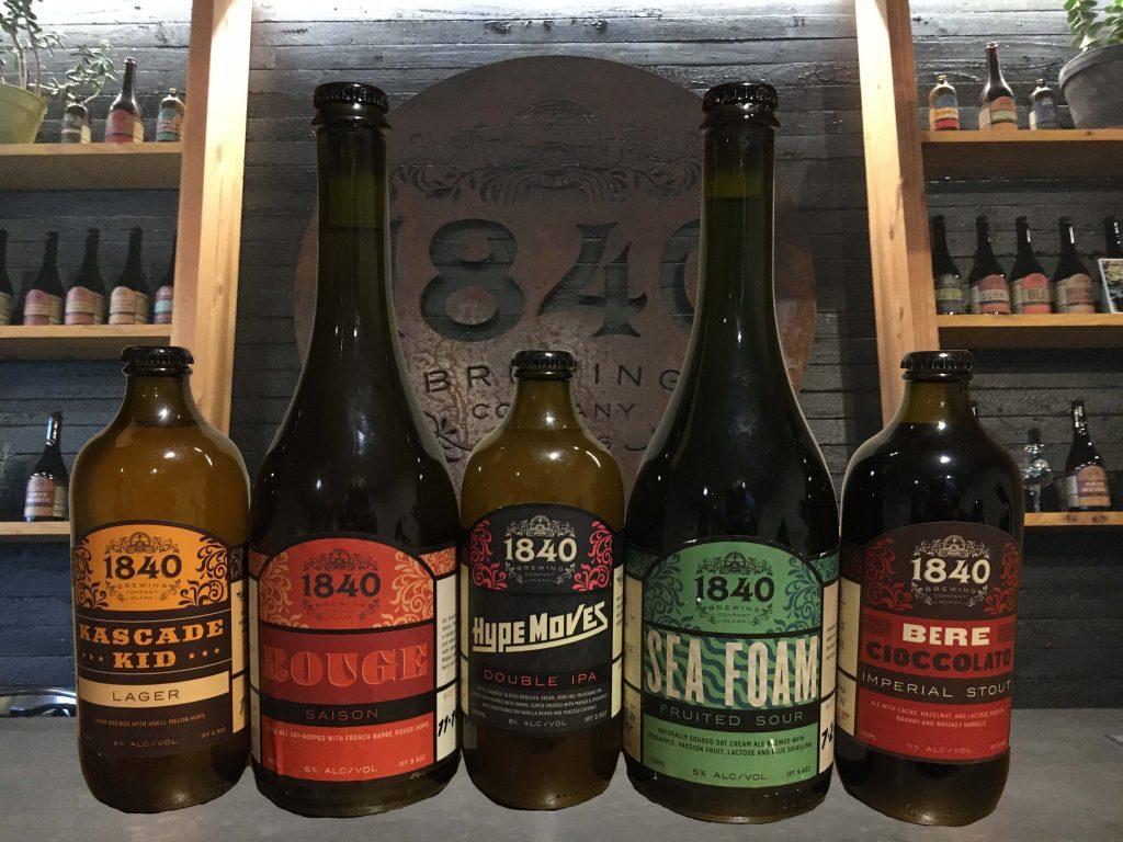 1840 brewing