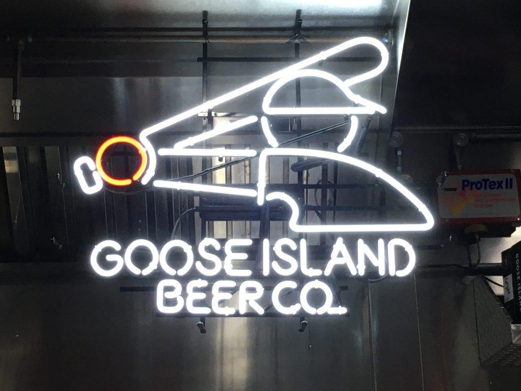Goose Island White Sox Golden Ale