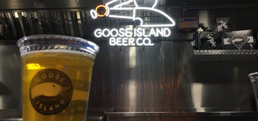 Goose Island White Sox Golden Ale