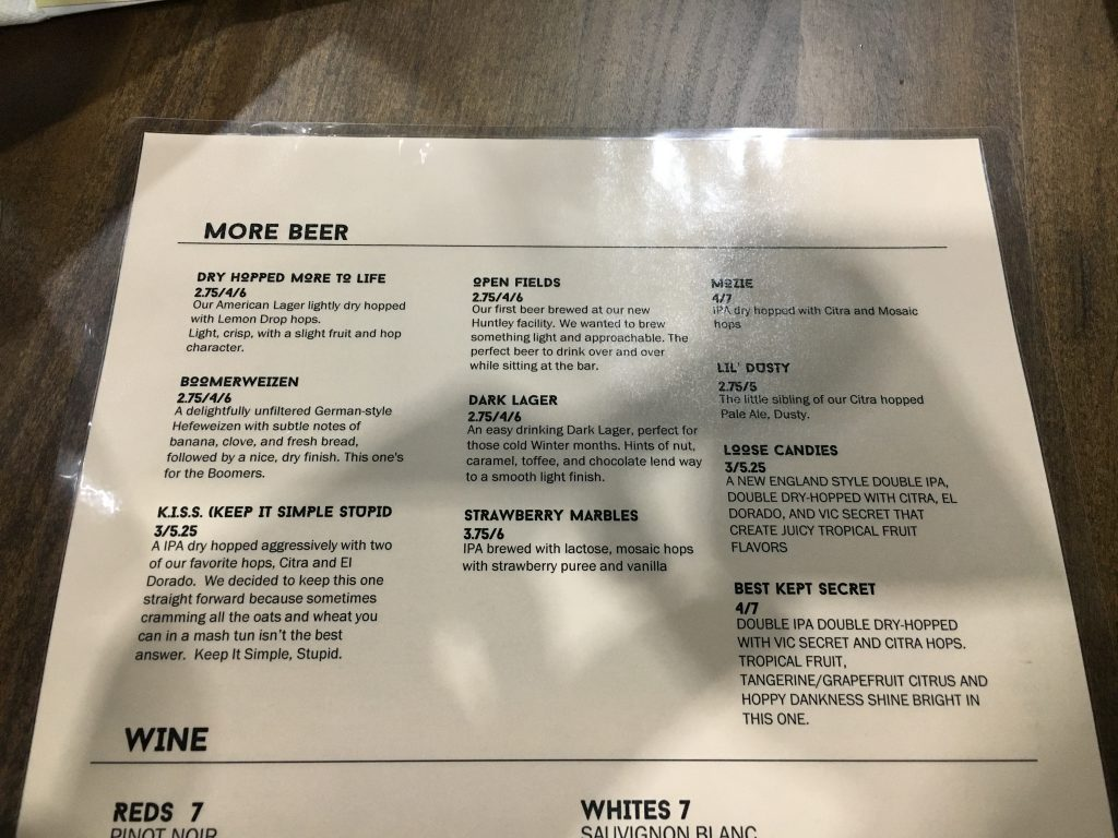 more beers