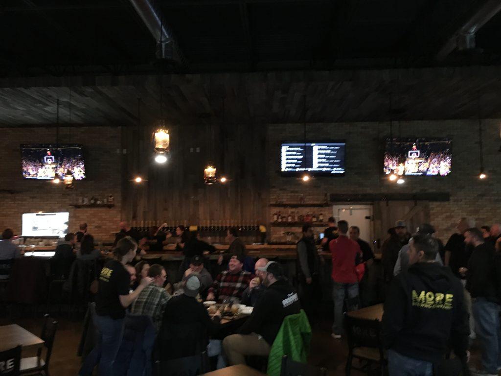more huntley main bar