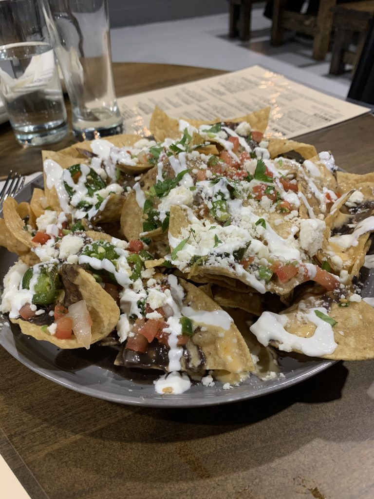 more nachos