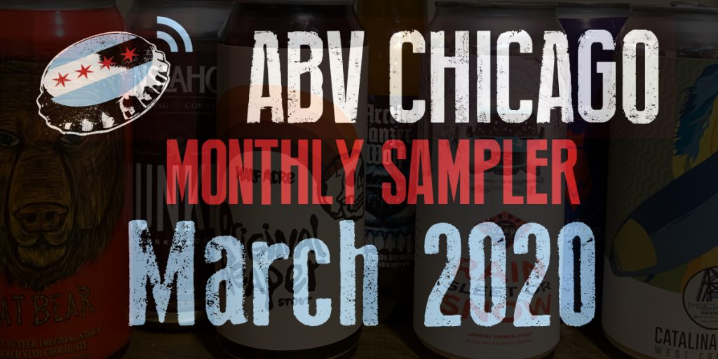 monthly sampler march