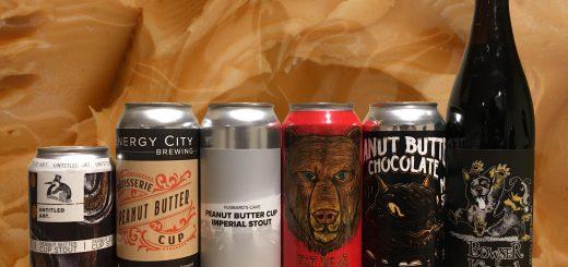 peanut butter cup stouts