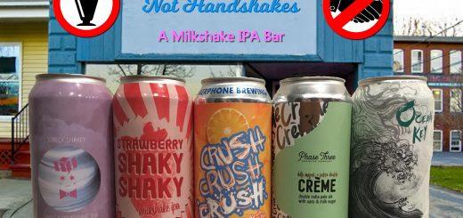 milkshakes handshakes
