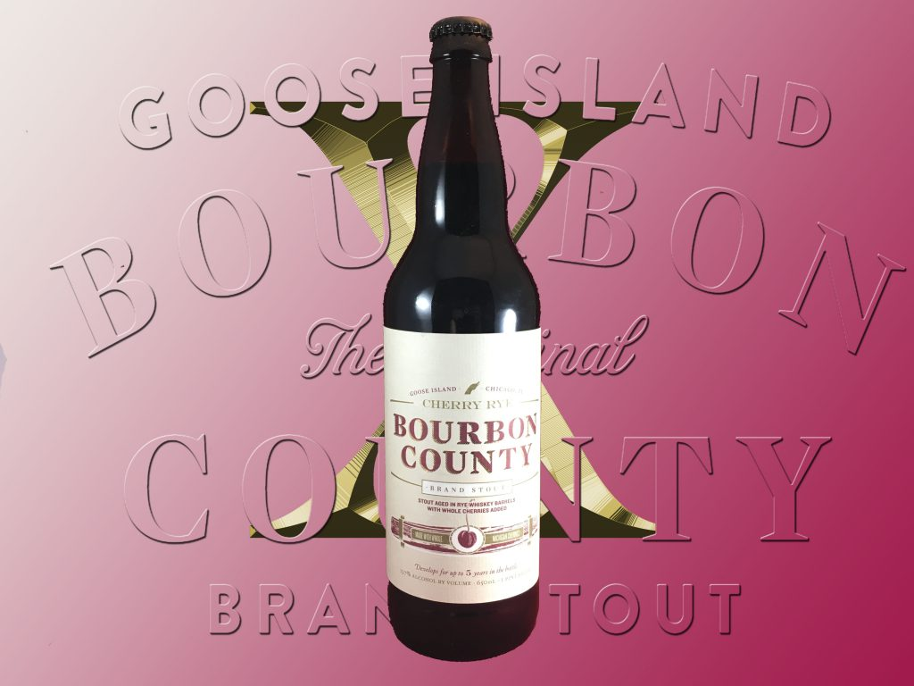 bourbon county x cherry rye 2012