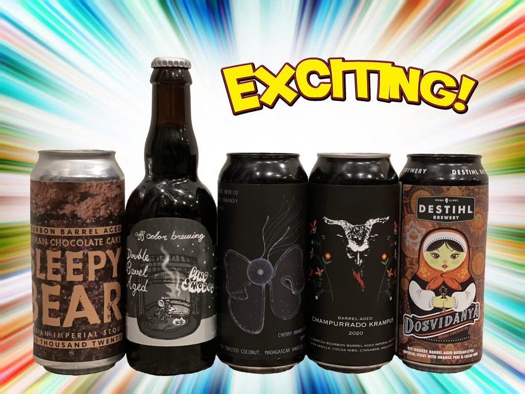 exciting! ba stouts!