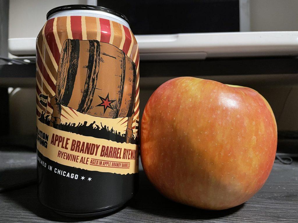revolution deep wood 2020 apple brandy ryeway