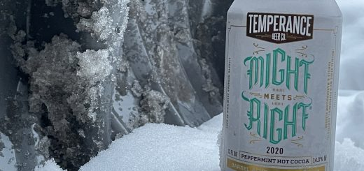 peppermint hot cocoa might meets right temperance