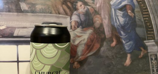 church for brewers triptych breiwng