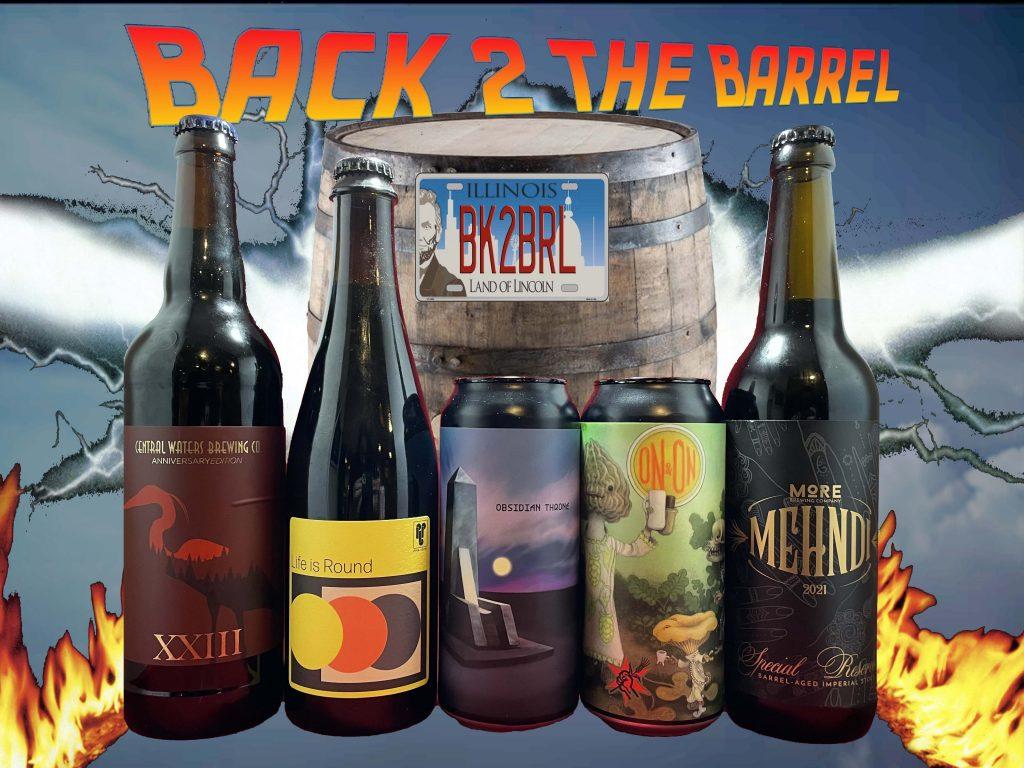 back 2 barrel