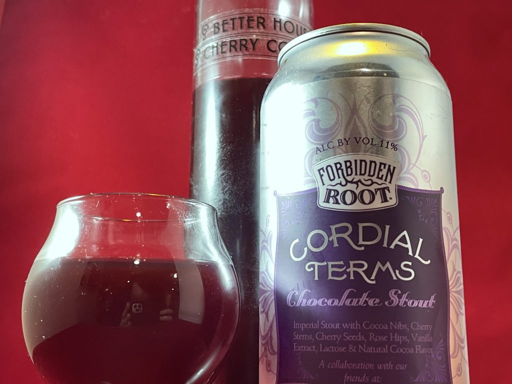forbidden root cordial terms