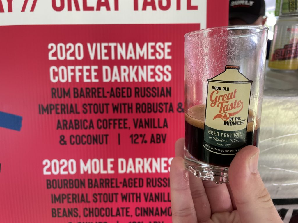 great taste of the midwest 2021 surly