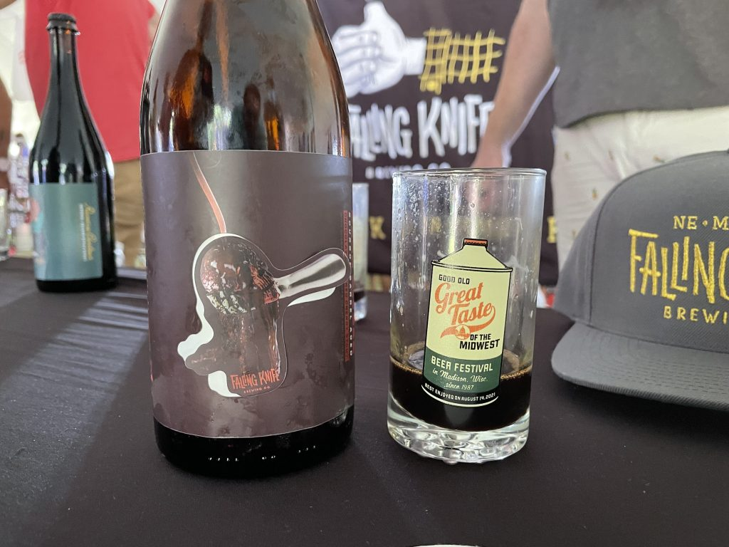 great taste of the midwest 2021 falling knife